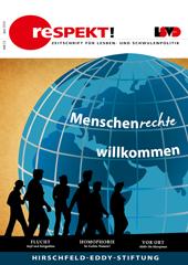 respekt! Nr. 23 April 2016 über LSBTI-inklusive Flüchtlings- und Integrationspolitik | Mitgliederzeitschrift des LSVD erschienen